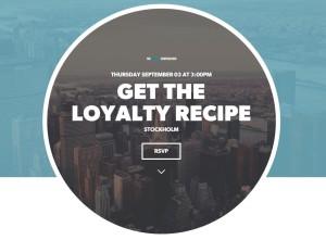 loyalty recipe